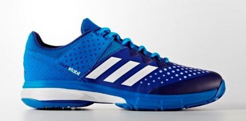 Adidas Court Stabil Blue kézilabda cipő