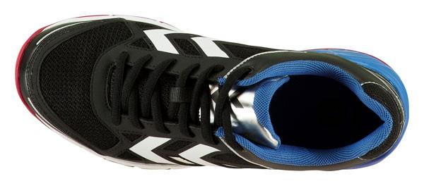11f92f4506 HUMMEL OMNICOURT Z4 TROPHY Black kézilabda cipő - Online kézilabda ...