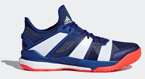 Adidas Stabil X Blue kézilabda cipő
