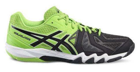 Asics Gel Blade 5 Green kézilabda cipő