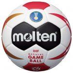 Molten kézilabda 2019. Férfi Világbajnokság hivatalos labdája