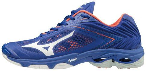 Mizuno Wave Lightning Z5 ReflexBlue kézilabda cipő