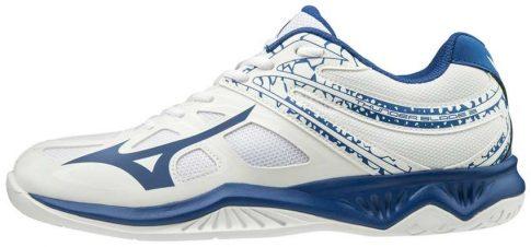 MIzuno Thunder Blade 2 White/Trueblue kézilabda cipő