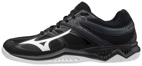 Mizuno Thunder Blade 2 Black kézilabda cipő