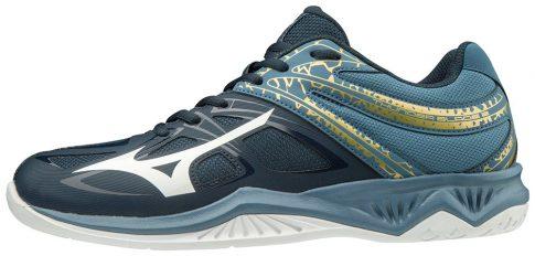 Mizuno Thunder Blade 2 BLUEBERRY/WHT/REALTEAL kézilabda cipő