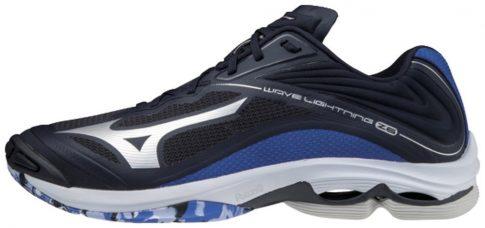 Mizuno Wave Lightning Z6 Skyblue kézilabda cipő