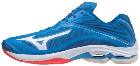 Mizuno Lightning Z6 French blue kézilabda cipő