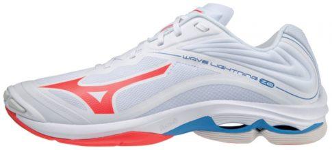 Mizuno Wave Lightning Z6 WhiteRB kézilabda cipő