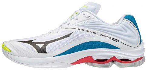 Mizuno Wave Lightning Z6 White kézilabda cipő