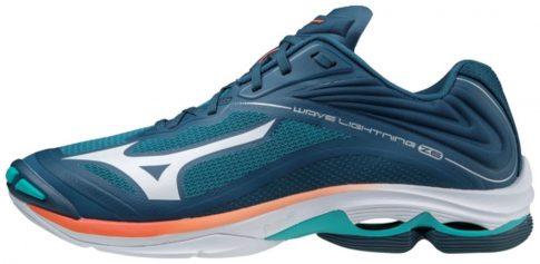 Mizuno Wave Lightning Z6 LegionBlue kézilabda cipő
