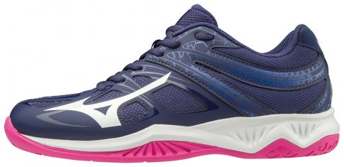Mizuno Thunder Blade 2 Astral Aura/White/Athena kézilabda cipő