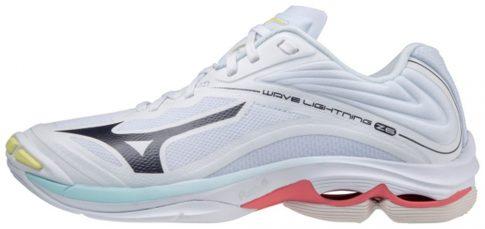 Mizuno Wave Lightning Z6 WhiteWater kézilabda cipő