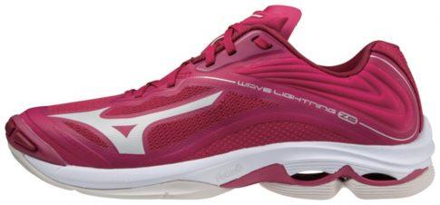 Mizuno Wave Lightning Z6 PersianRed kézilabda cipő
