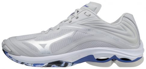 Mizuno Wave Lightning Z6 Silver női kézilabda cipő