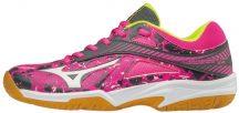 Mizuno Lightning Star Z4 Junior Pinkglo kézilabda cipő