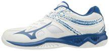 Mizuno Lightning Star Z5 Junior Wht/Trueblue kézilabda cipő