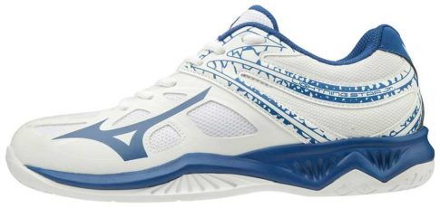 Mizuno Lightning Star Z5 Junior Wht/Trueblue kézilabda cipő