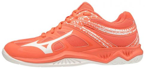 Mizuno Wave Lightning Star Z5 Junior Coral kézilabda cipő