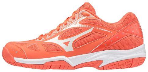 Mizuno Cyclone Speed 2 Coral Junior kézilabda cipő