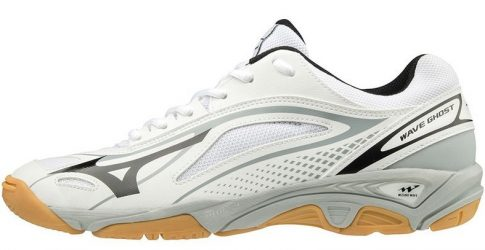 Mizuno Wave Ghost White/Grey/Black kézilabda cipő