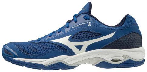 Mizuno Wave Phantom 2 /TrueBlue/White kézilabda cipő