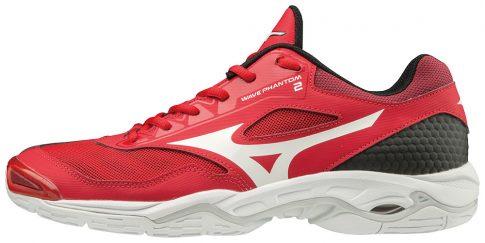 Mizuno Wave Phantom 2 Tomato kézilabda cipő