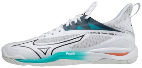 Mizuno Wave Mirage 4 White/Ceramic kézilabda cipő