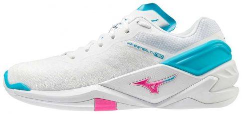 Mizuno Wave Stealth Neo White női kézilabda cipő
