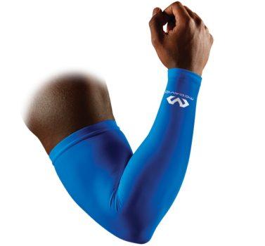 McDavid 6566 Kompressziós kar sleeve Párban kék