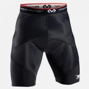McDavid Cross Compression Short Black