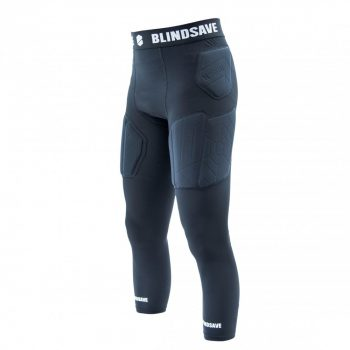 BLINDSAVE 3/4 TIGHTS PRO+ BLACK
