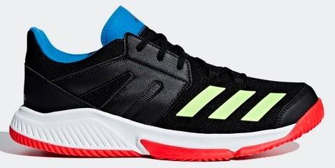 Adidas Essence Black kézilabda cipő