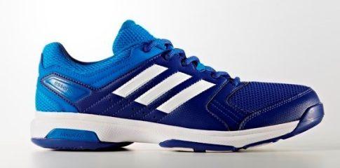 Adidas Essence Blue kézilabda cipő