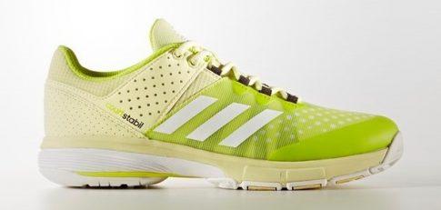 Adidas Court Stabil W Yellow női kézilabda cipő