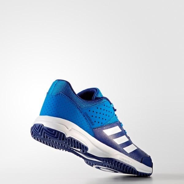 d84d5bb21c Adidas Junior Court Cipő Kézilabda Gyerek Stabil Blue Online xBhrdCosQt