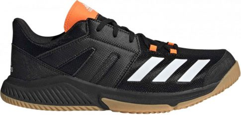 Adidas Essence Black/Orange kézilabda cipő