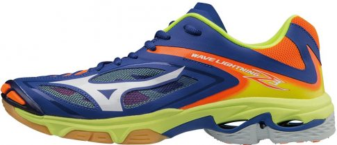 Mizuno Wave Lightning Z3 Navy kézilabda cipő