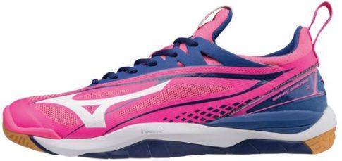 Mizuno Wave Mirage 2 Pink női kézilabda cipő