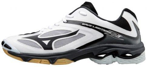 Mizuno Wave Lightning Z3 White kézilabda cipő