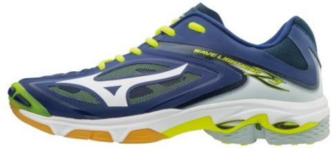 Mizuno Wave Lightning Z3 Blue Depths kézilabda cipő