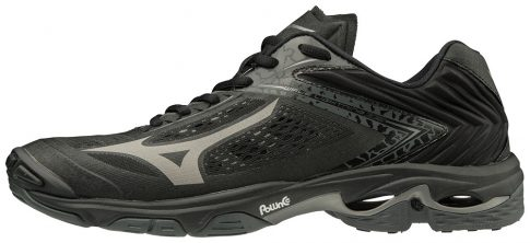 MIZUNO WAVE LIGHTNING Z5 / Black / Met Shadow / Dark Shadow kézilabda cipő