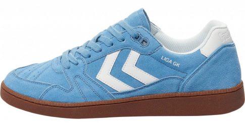 Hummel Liga GK LBlue kapus cipő