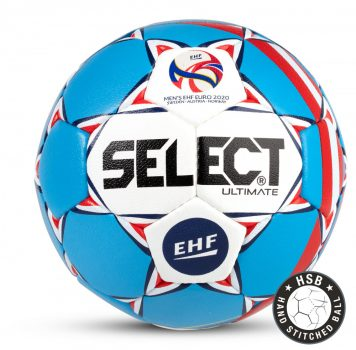 Select HB Ultimate EC 2020 kézilabda kék/fehér