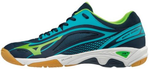 Mizuno Wave Ghost Dress Blues/Green/Peacock kézilabda cipő