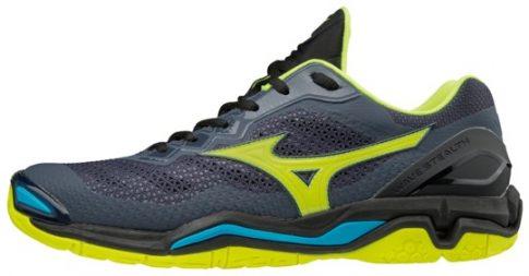 Mizuno Wave Stealth V Ombre Blue kézilabda cipő