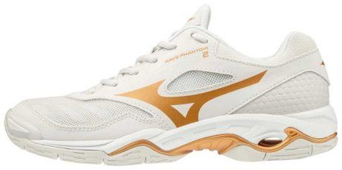 Mizuno Wave Phantom 2 /Nimbuscloud/White kézilabda cipő