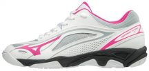 Mizuno Mirage Star 2 Junior White/Pink kézilabda cipő